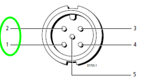 NMEA 0183 connector