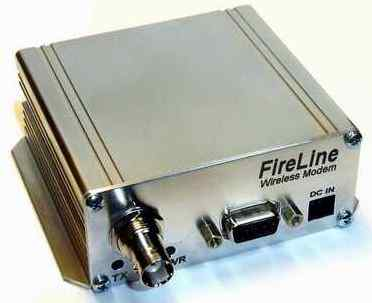 VHF Wireless Modem