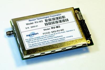 rv-m3 model