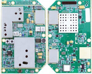 M8 board front and back