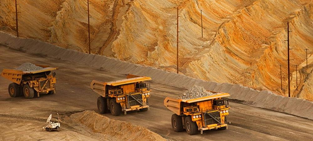Mining GPS Tracking System